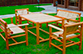 Садовая мебель и декор